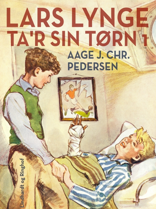 Image of Lars Lynge tar sin tørn (E-bog)