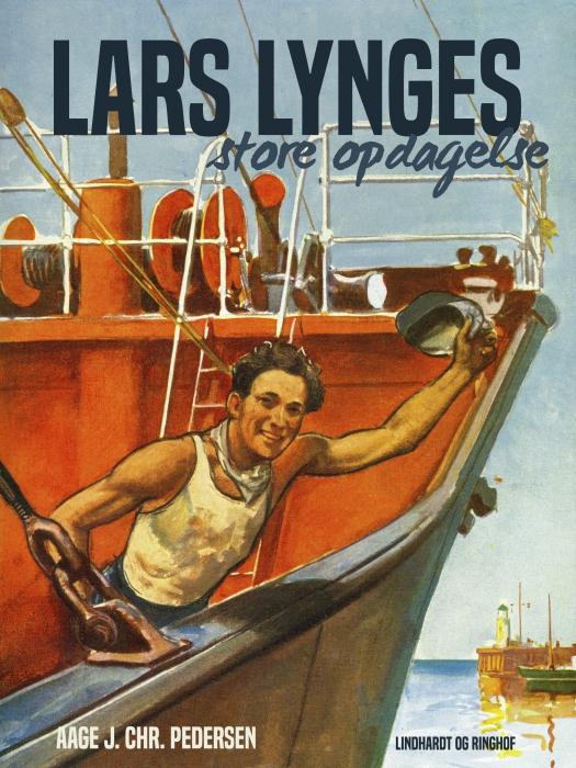 Image of Lars Lynges store opdagelse (E-bog)