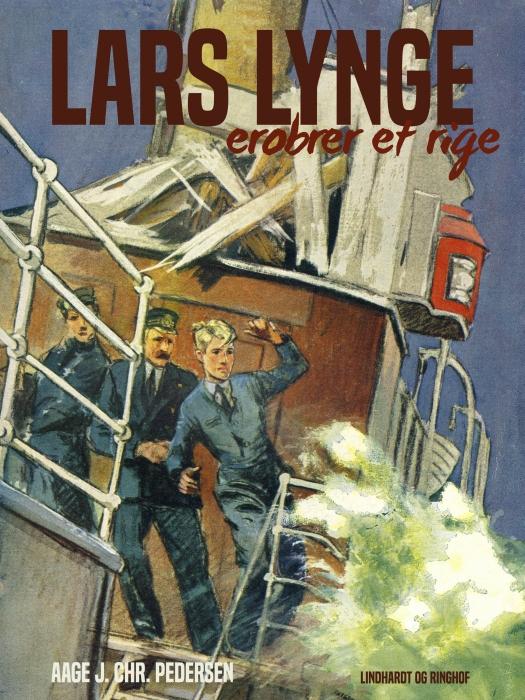 Image of Lars Lynge erobrer et rige (E-bog)