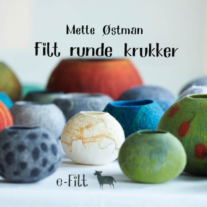 Image of   Filt runde krukker (E-bog)