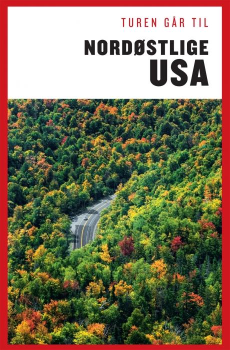 Turen Går til Nordøstlige USA (Bog)