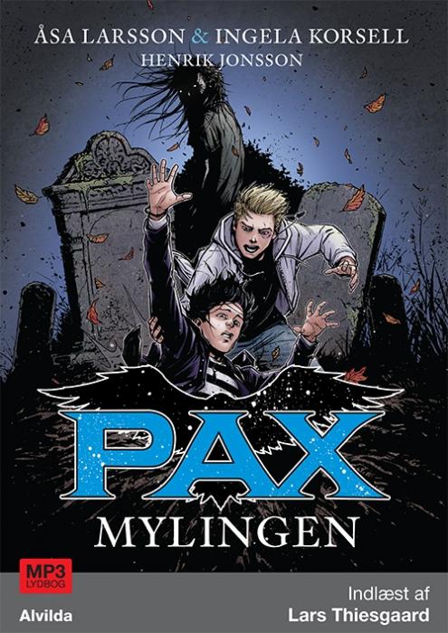 Image of PAX 3: Mylingen (Lydbog)