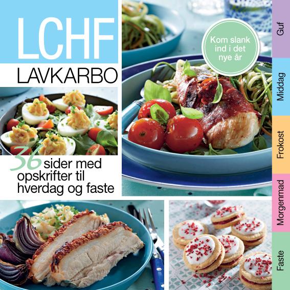 LCHF 1 (E-bog)