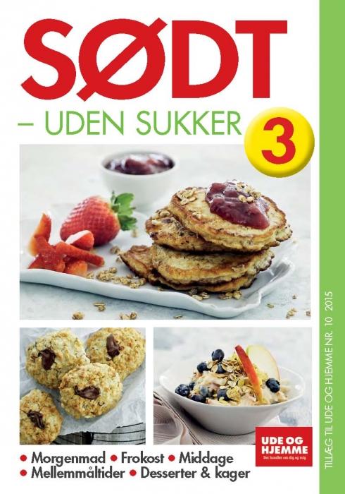 Image of   Sødt uden sukker 3 (E-bog)