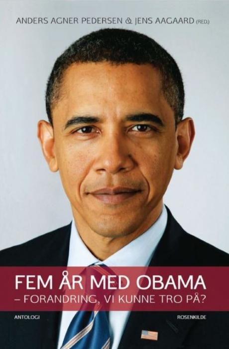Fem år med Obama (Bog)