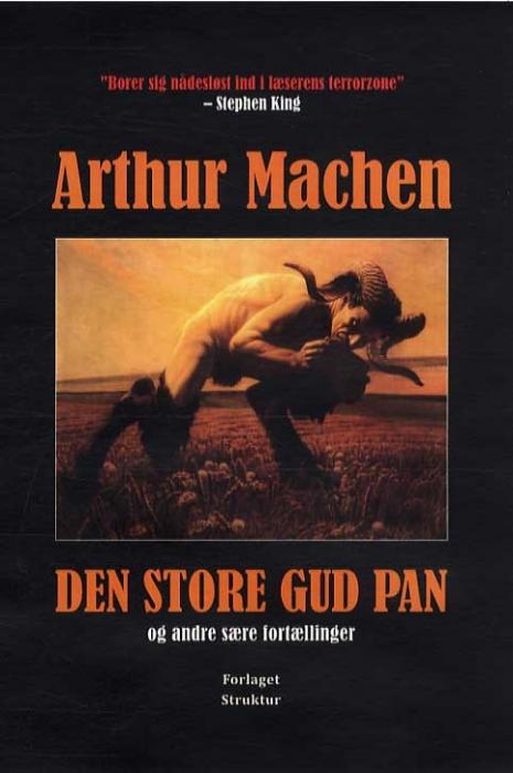 Image of Den Store Gud Pan (Bog)