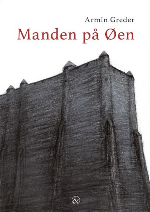 Image of Manden på Øen (Bog)