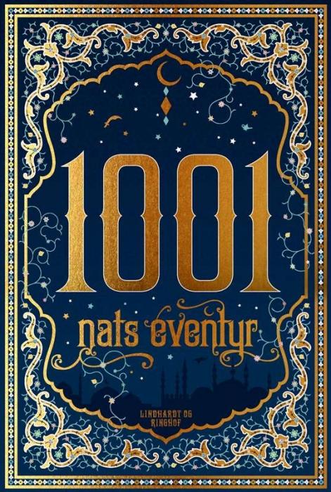 Image of   1001 Nats eventyr (Bog)