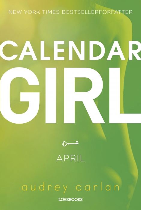 Image of Calendar Girl: April (E-bog)