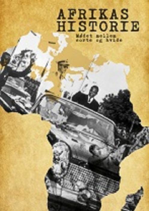 Image of   Afrikas historie (Bog)