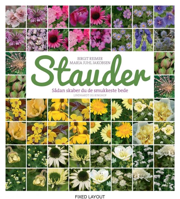 Image of   Stauder - 32 opskrifter på de smukkeste bede (E-bog)