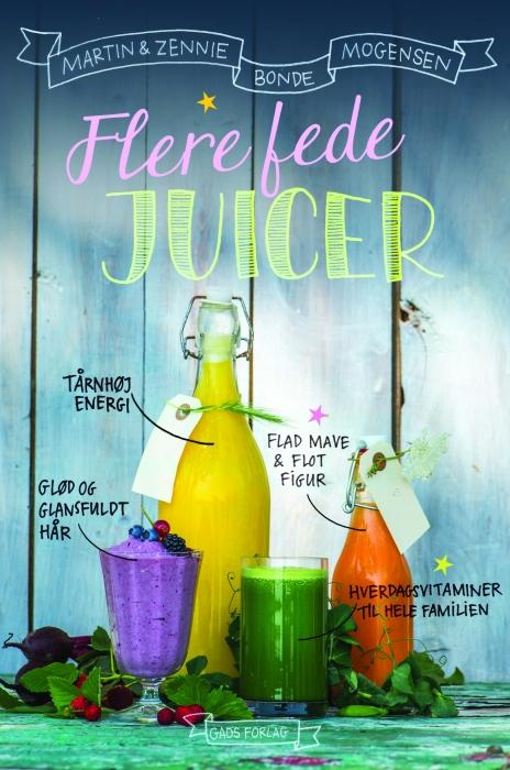 Flere fede juicer (E-bog)