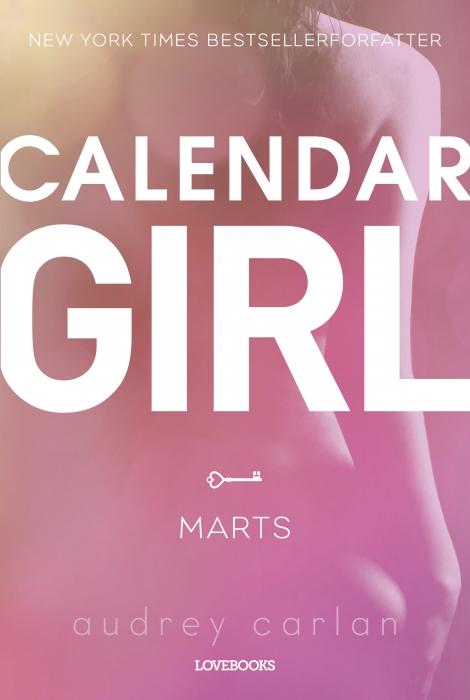 Image of Calendar Girl: Marts (Lydbog)