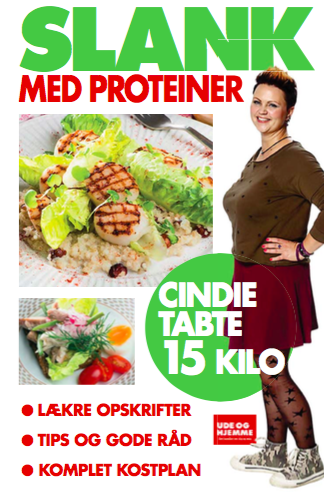 Slank med proteiner (E-bog)