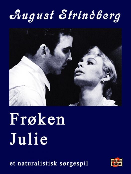 Image of Frøken Julie (E-bog)