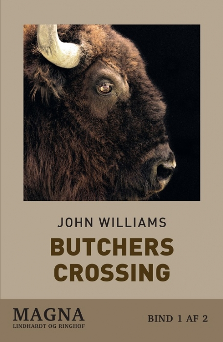 Image of   Butchers Crossing (storskrift) (Bog)