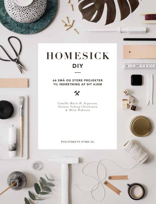 Image of   Homesick DIY (E-bog)