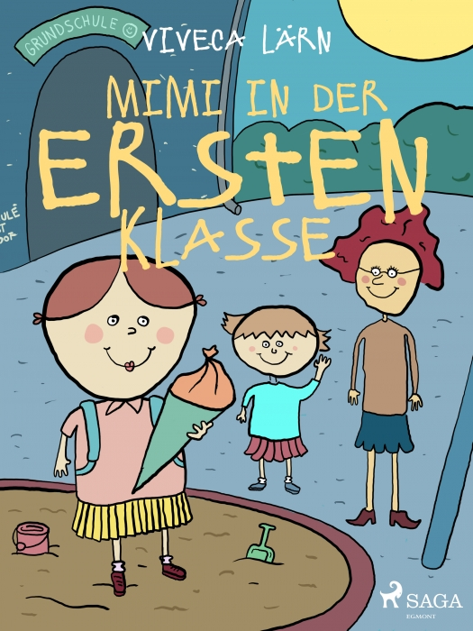 Image of   Mimi in der ersten Klasse (Lydbog)