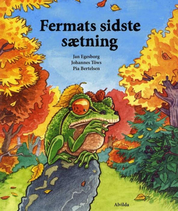 Fermats sidste sætning (Bog)