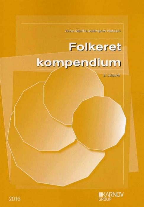 Image of Folkeret (Bog)