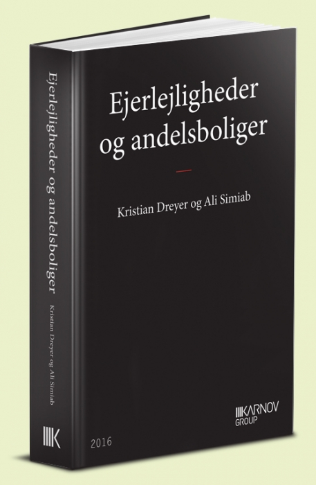 Image of   Ejerlejligheder og andelsboliger (Bog)