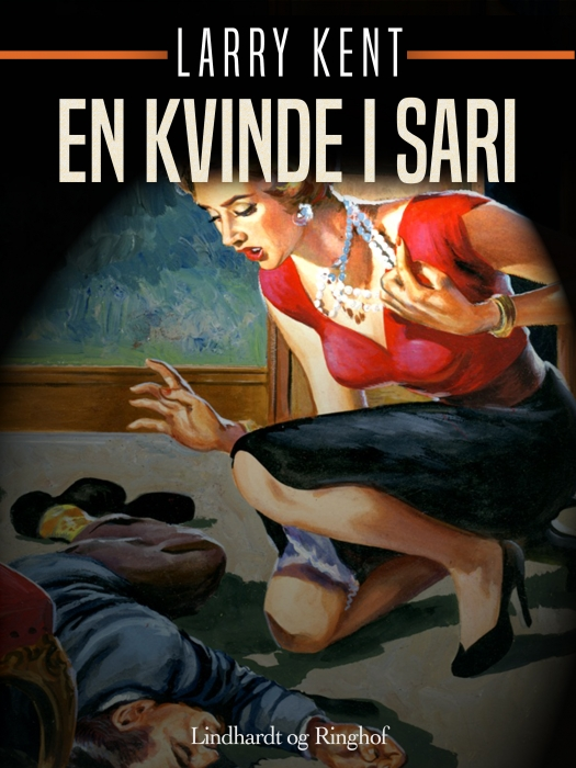 Image of   En kvinde i sari (E-bog)