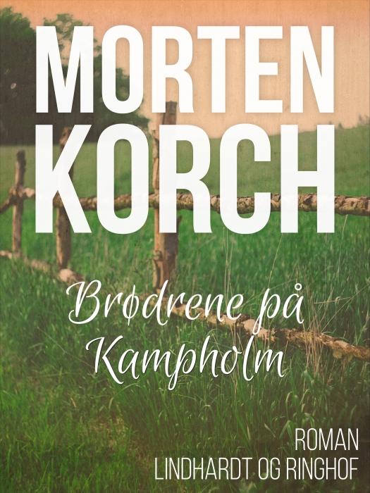 Brødrene på Kampholm (E-bog)