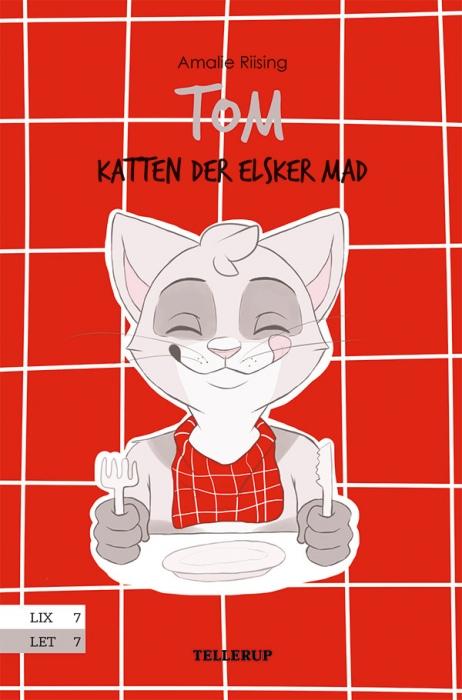 Image of Tom, katten der elsker mad (E-bog)