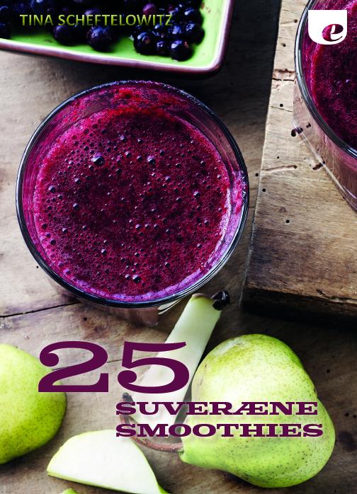 Image of   25 suveræne smoothies (E-bog)