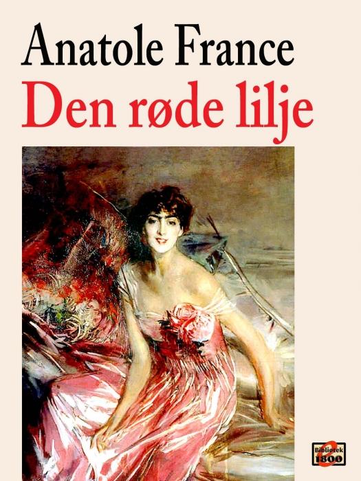 Image of Den røde lilje (E-bog)