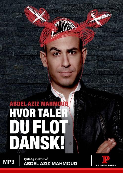 Image of Hvor taler du flot dansk! (Lydbog)