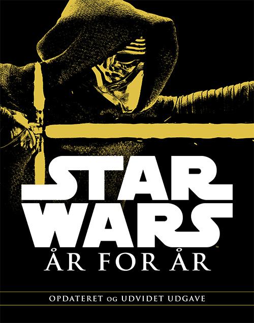 UDV. UDG. - Star Wars - År for År (Bog)