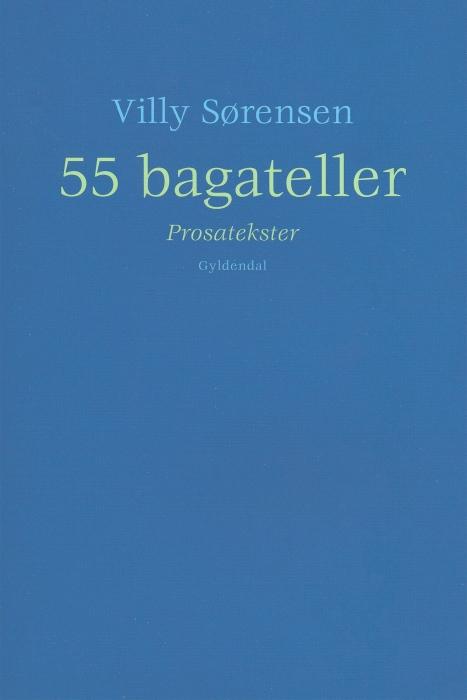 Image of   55 bagateller (E-bog)