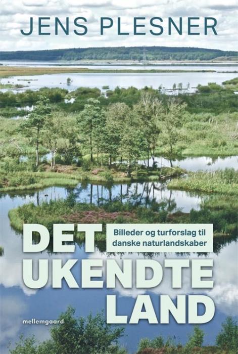 Image of   Det ukendte land (Bog)