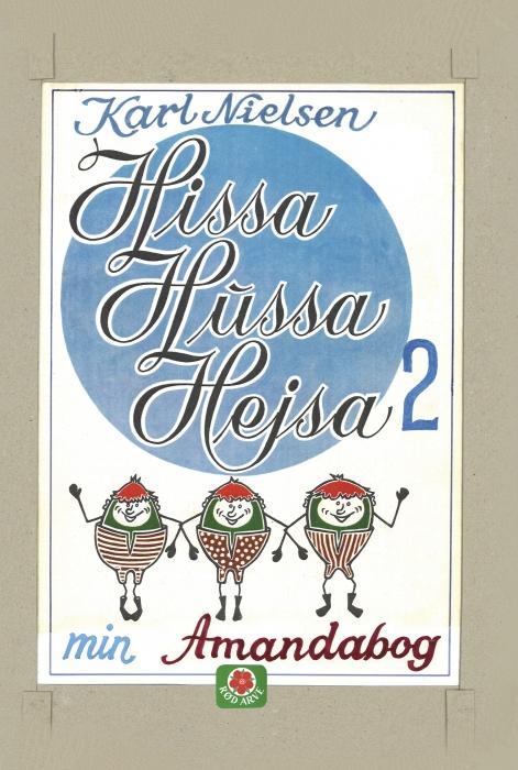 Billede af Karl Nielsen, Hissa Hussa Hejsa 2 (E-bog)