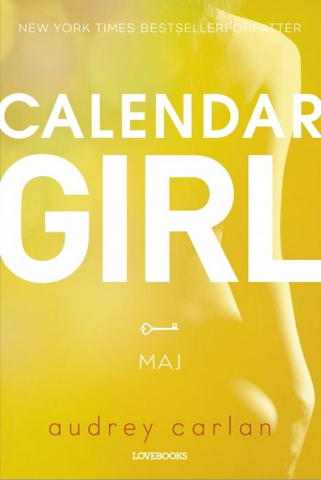 Image of Calendar Girl: Maj (Lydbog)