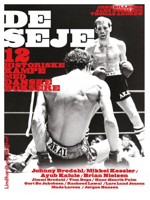 Image of   De seje - 12 historiske kampe med danske boksere (E-bog)