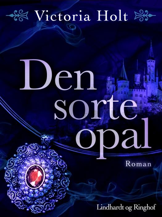 Image of   Den sorte opal (Lydbog)