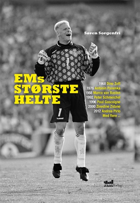 Image of   EMs største helte (Bog)