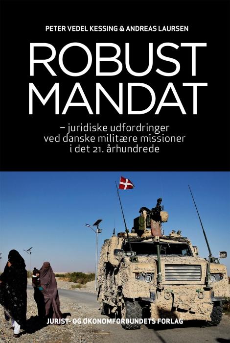 Image of Robust mandat (Bog)