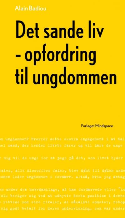 Image of Det sande liv (Bog)