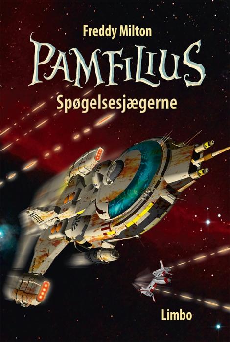 Image of   Spøgelsesjægerne (Bog)