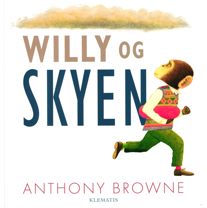 Image of Willy og skyen (Bog)
