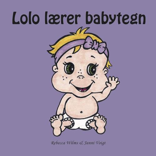Lolo lærer babytegn (Bog)