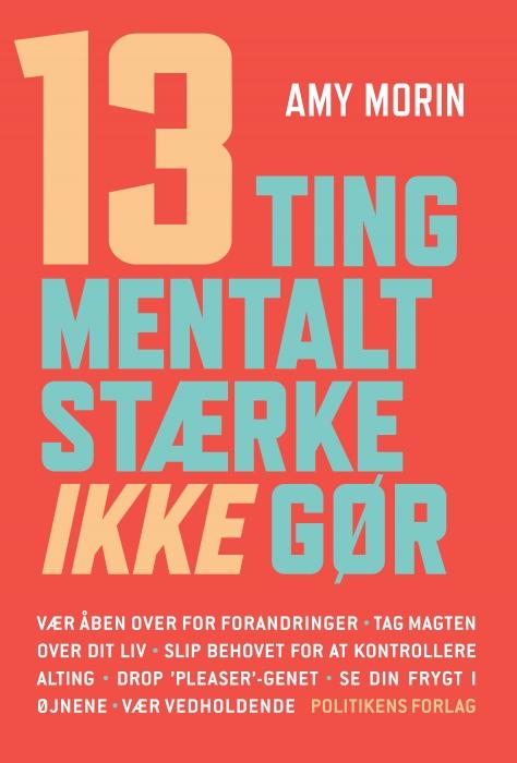 Image of   13 ting mentalt stærke IKKE gør (E-bog)
