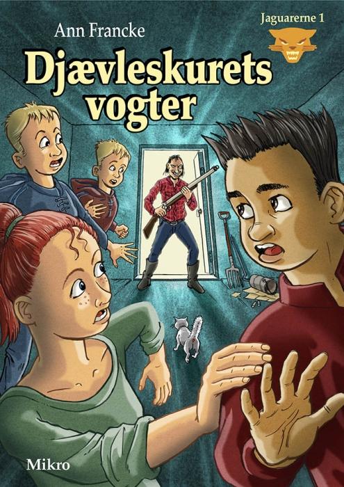 Image of Djævleskurets vogter (E-bog)