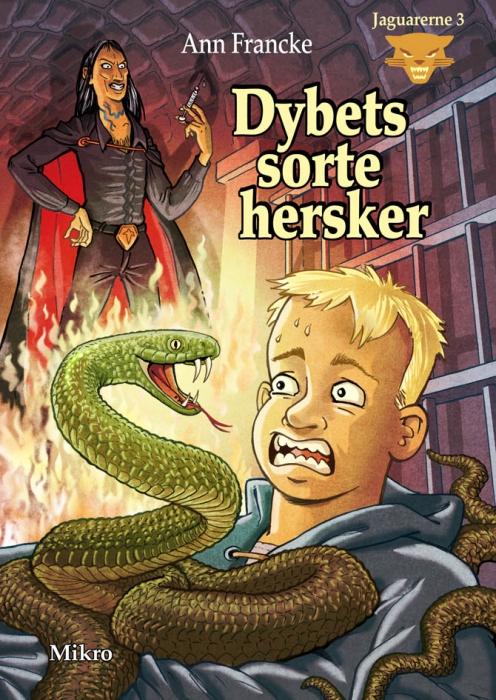 Image of Dybets sorte hersker (E-bog)