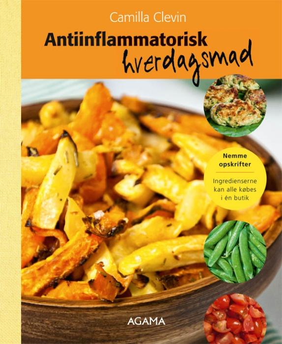 Image of   Antiinflammatorisk hverdagsmad (Bog)