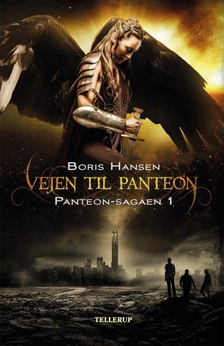 Panteon-sagaen #1: Vejen til Panteon (Bog)