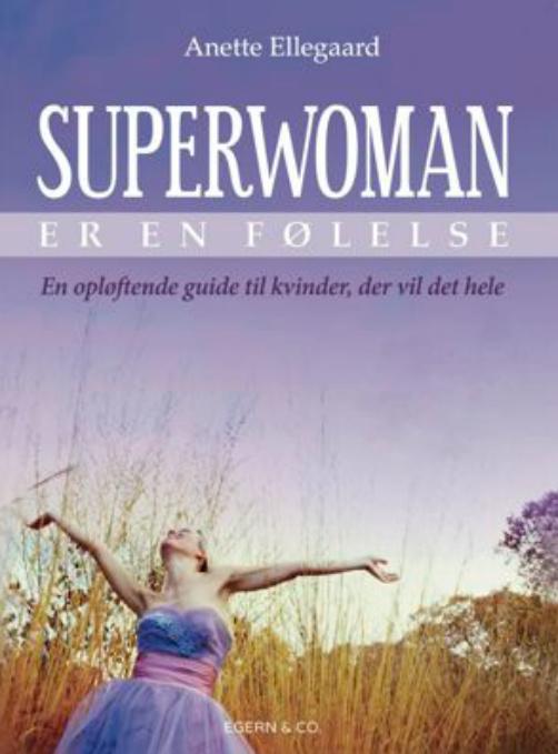 Image of Superwoman er en følelse (Bog)